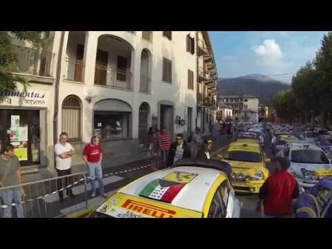 Rally Valli Cuneesi - Drone a Dronero - Riprese Video Aeree Drone