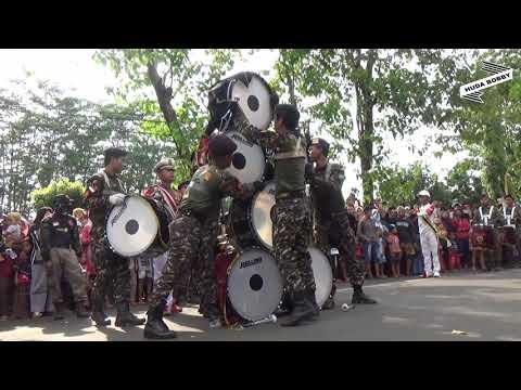 Aksi Mayoret Drum Band - Banser Condro