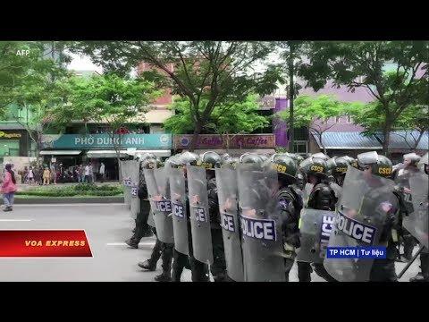 Truyền hình VOA 28/8/18: Việt Nam sẵn sàng chặn đứng biểu tình ngày Quốc khánh