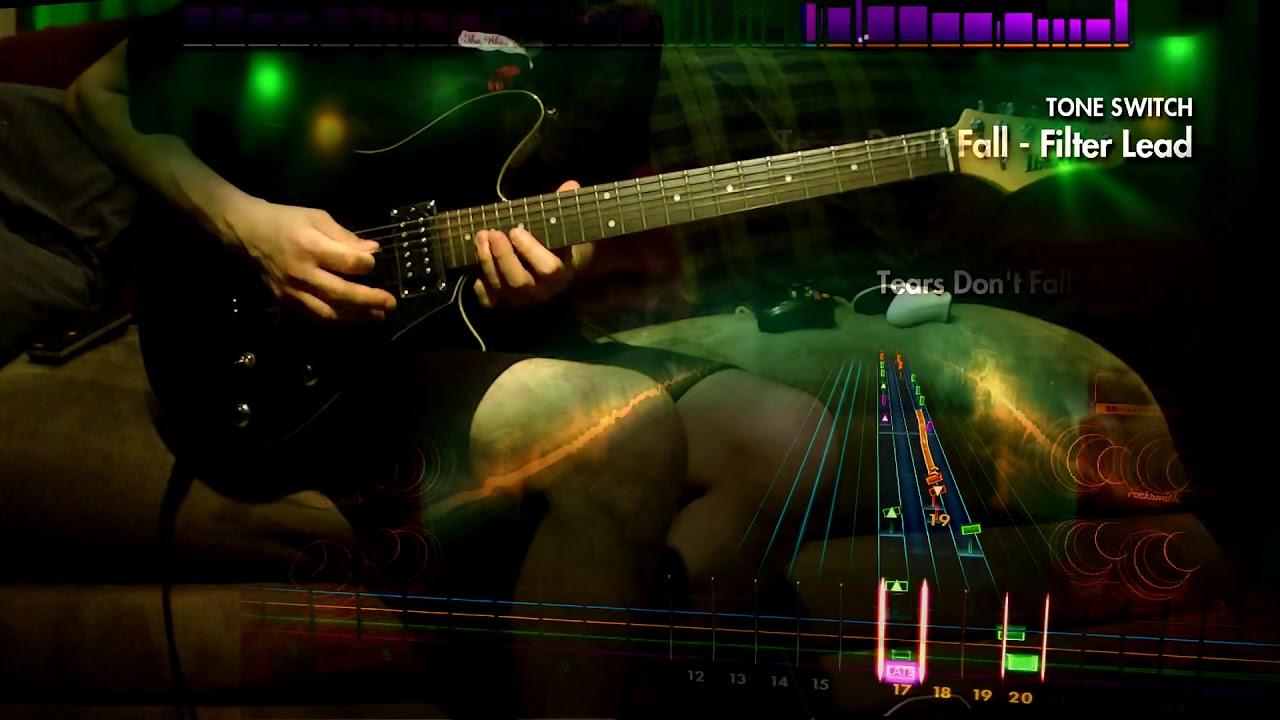 Rocksmith 2014 Dlc Guitar Bullet For My Valentine Tears Don T
