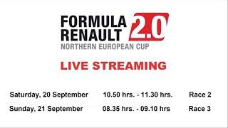 Formula Renault 2.0 NEC - Race 2 - Nurburgring - English