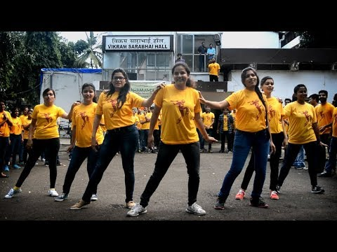 MahaMandi 2017 Flash Mob | NITIE