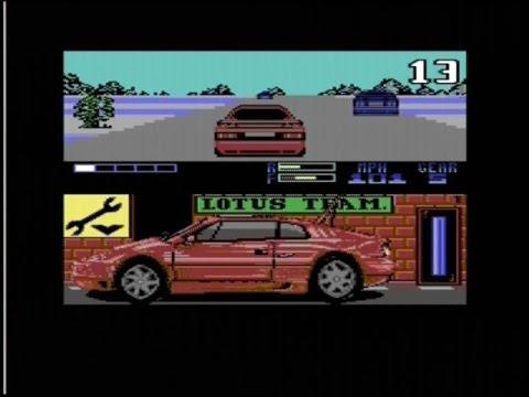 LOTUS (C64 - FULL GAME + MUSIC)