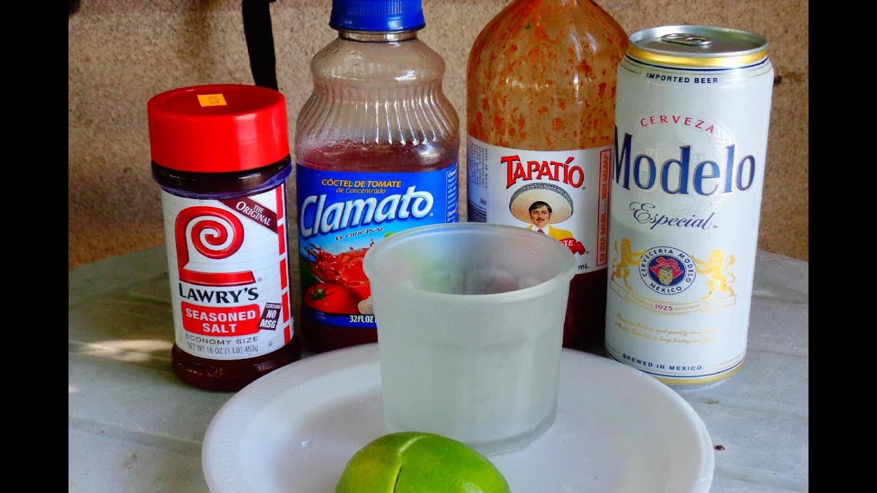 How To: Make a Chelada at Home
