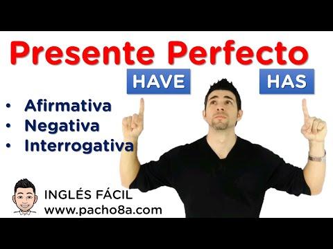 Lo que debes saber del presente perfecto en ingles - Muy fácil