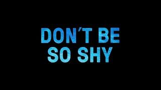 Imany - Don't Be So Shy (Filatov & Karas Remix) [Official Lyric Video]