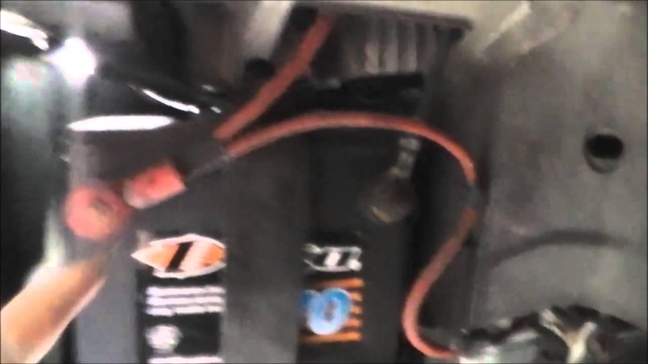 1997 Dodge Dakota Wiring Diagram Change Install Battery On A Chrysler Sebring Location
