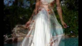 Beach Wedding Dresses - Leah  by Jasmine Sky of Island Bride Designs