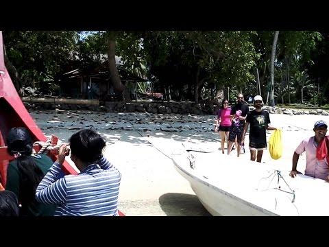 Go To Rubiah Island The popular Beach in Sabang