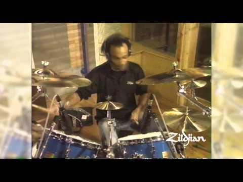 390 Moments of Zildjian - 1992 Studio Grooves with Manu Katché