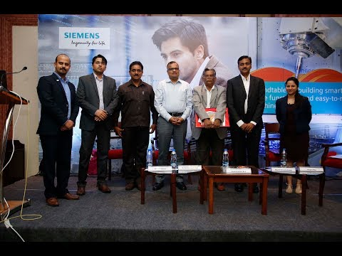Siemens event Chennai - Panel discussion