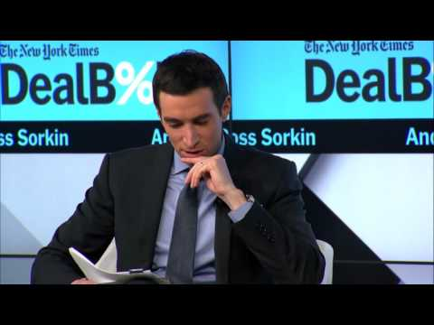 DealBook Conference 2015 - Investing For The Long Term