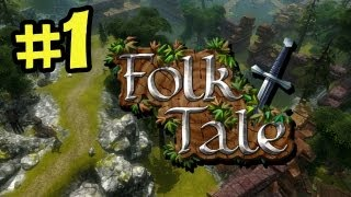 Folk Tale Walkthrough - Part 1 - A New Tale