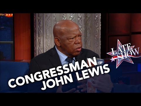 "Congressman John Lewis: ""Get in Trouble. Good Trouble"""