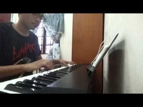 7 kali malam minggu - 6ixth Sense piano instrumental