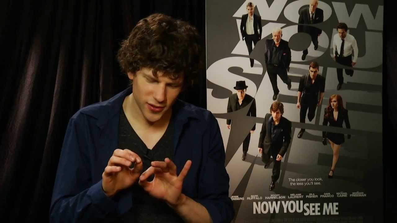 Download Jesse Eisenberg Does Some Magic From 'Now You See Me' - Univision Noticias