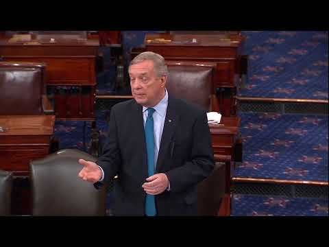 Durbin Asks Consent To Pass The Dream Act