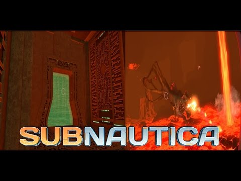 [Subnautica] SEA DRAGON LEVIATHAN AND PRIMARY CONTAINMENT FACILITY!