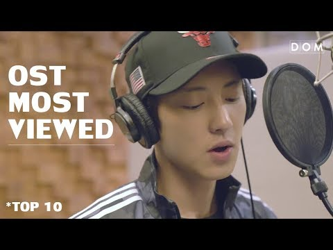 [TOP10] Most Viewed Korean Drama OST Music Videos