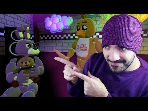 GOLDEN FREDDY TIENE CELOS ⭐️ [SFM FNAF] A Little Problem At Freddy's Season 1 (PARTE 1 y 2) thumbnail