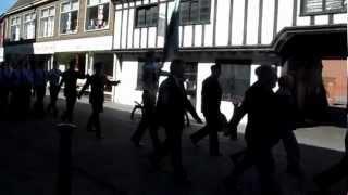 Battle of Britain Parade Newark-On-Trent