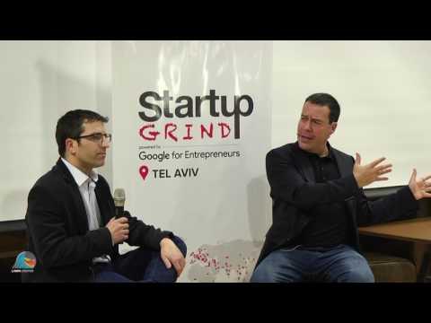 Startup Grind Tel Aviv Hosts Yanki Margalit (Social Investor)