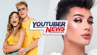 KSI's Savage Response To Jake And Erika's breakup AND MORE! | YouTuber News