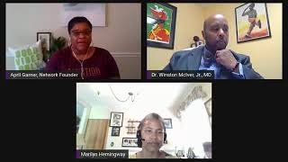 Network Live with Dr. Winston D. McIver, Jr. and Marilyn Hemingway  of GGCC