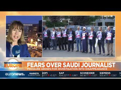 #GME    Fears over missing Saudi journalist Jamal Khashoggi