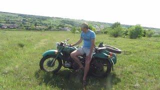 Мотоцикл Урал М-67 36 - обзор покупки за 3000 рублей!