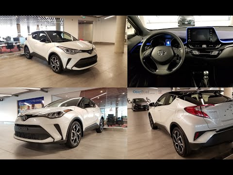 2020 Toyota CHR XLE Delivery