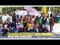 Training of Visually Impaired Girls at Mitra Jyoti, HSR Layout