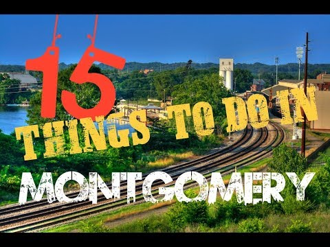 Top 15 Things To Do In Montgomery, Alabama