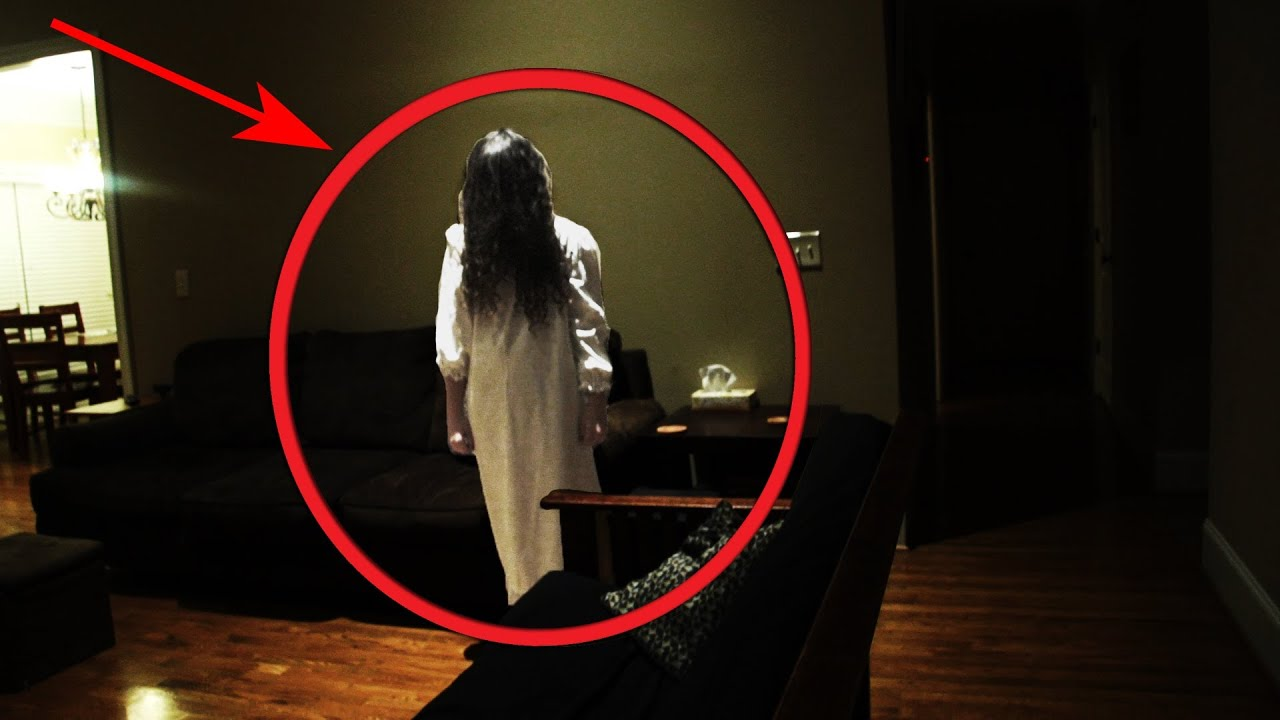 Real Ghost Caught On Video - Lost Tape 18 - Youtube-5185