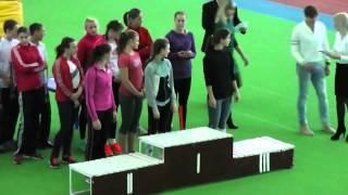 Шахты - Королева спорта - Легкая атлетика