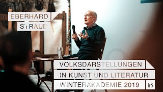 Kulturvolk – Dr. Eberhard Straub beim Institut für Staatspolitik