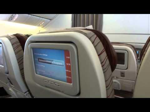 (HD Flight) Voo TAM Boeing 777-300 Santiago - São Paulo - Flight Reports Brasil