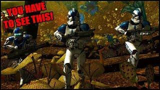 This Mod Makes Star Wars Battlefront II EVEN BETTER! (Original 2005)