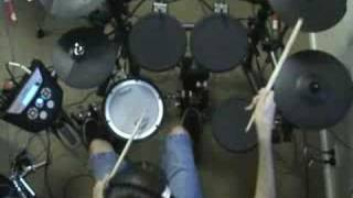 Papercut - Linkin Park (Drum Cover) Andrew Geisel