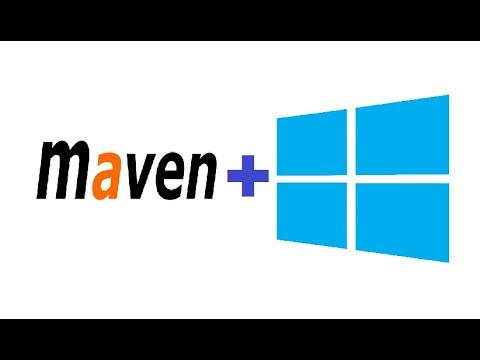How to install Maven on Windows