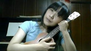 223 days ukulele beginner progress -Straight No Chaser-
