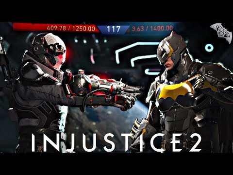 Injustice 2 Online - CRAZY COMEBACK WITH ONLY 3% HEALTH!