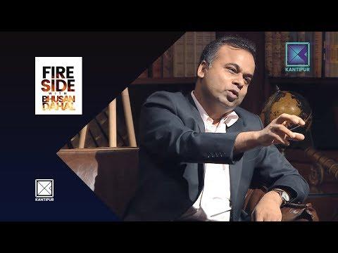 Bhimarjun Acharya (Constitutionalist) - Fireside | 06 August 2018
