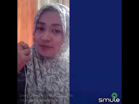 Titanium - Shia covered by Ghins and Dee Wong on Smule