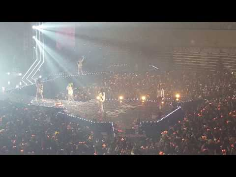 20180113 Apink 4th Concert PINK SPACE (Ending) The Wave