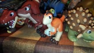 Динозавры и Мир Юрского периода СУПЕР ОБЗОР Коллекции