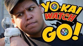 Yo-Kai Watch GO!