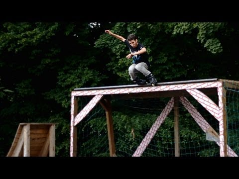 Omri Baum - Prague & Berlin Skateparks Edit