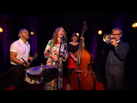 """""""When You Were Mine"""" by Lake Street Dive (Feb 21, 2017)   Charlie Rose"""
