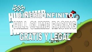 HACK MOD DINERO INFINITO PARA HILL CLIMB RACING VERSION 1.22.0  (2015)